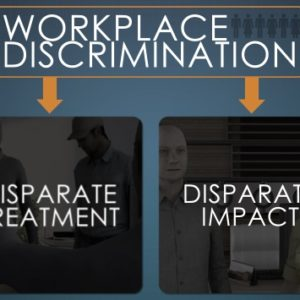 Discrimination in the Workplace (eLearning)