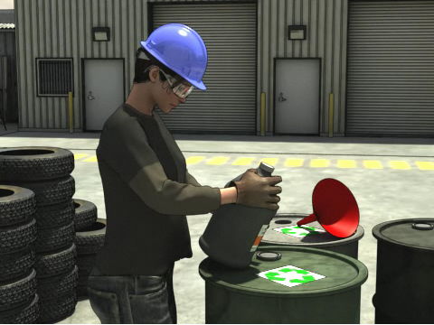 Hydraulic Fluid Safety (eLearning)