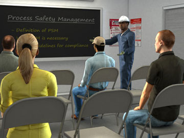 Workplace Exam Training